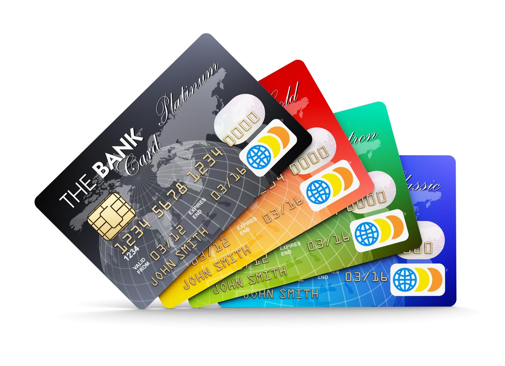 История банковских карт